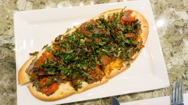 We Olive - flatbread