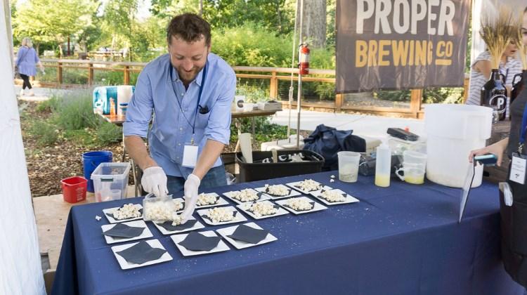 Eat Drink SLC - Proper Brewing Co in 2016