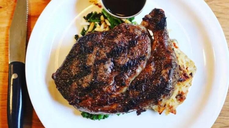 Harbor Seafood and Steak. Credit 801 eats.