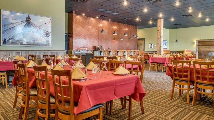 Himalayan Kitchen - South Jordan interior. Credit, website.