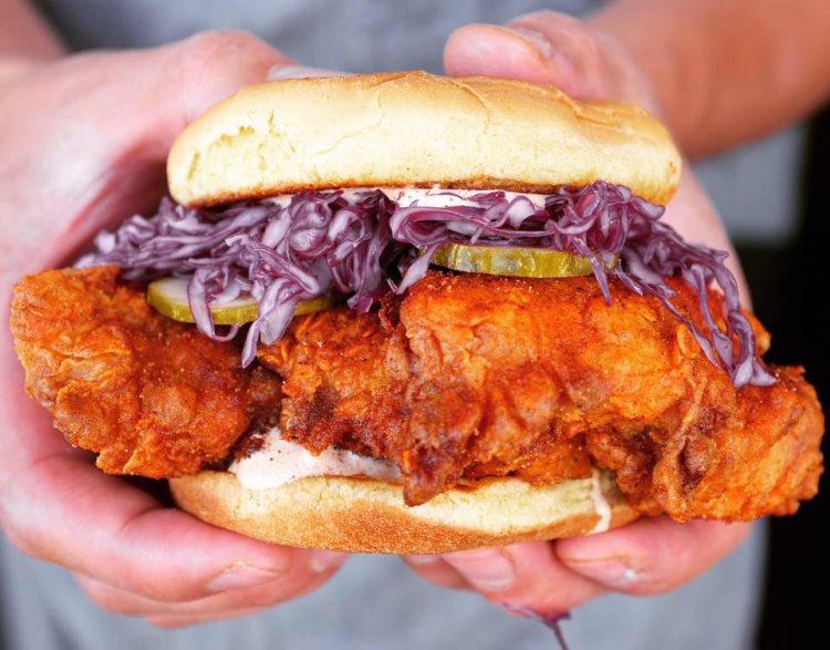 Pretty Bird - Nashville style hot chicken. Credit, Pretty Bird