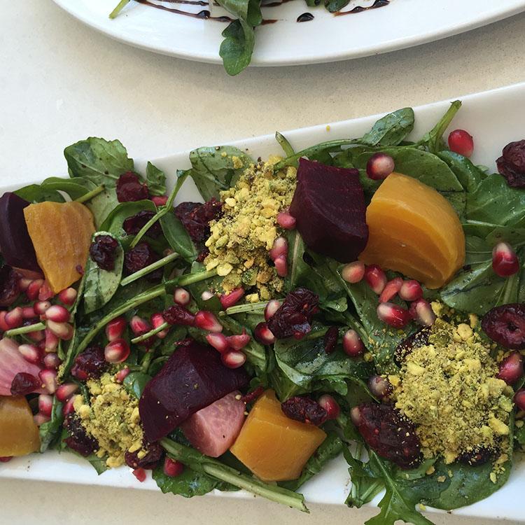 Stanza - beet salad