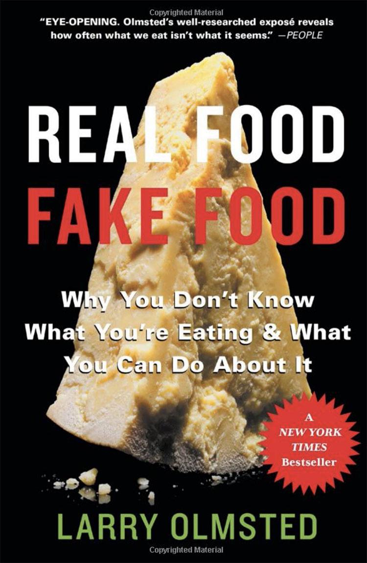 Real Food Fake Food, credit Amazon