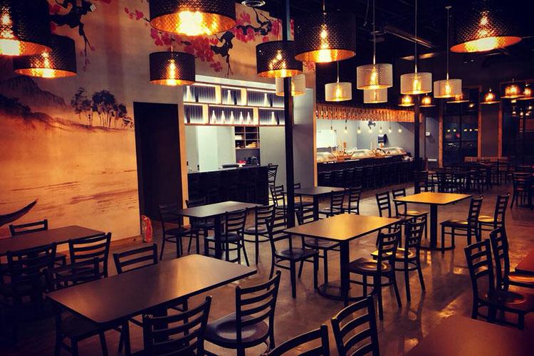 Itto Sushi Orem location interior. Credit, Itto Sushi