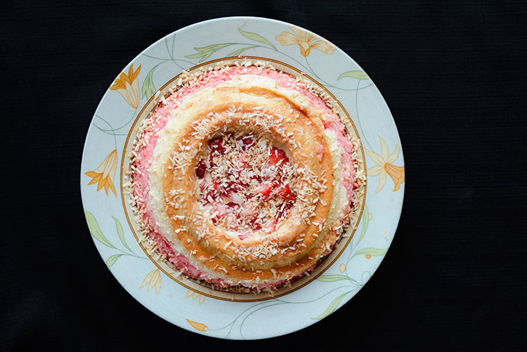 Magic Cake by Ashikat Kitchen