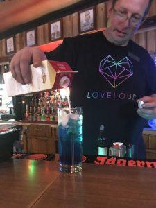 City Limits bartender
