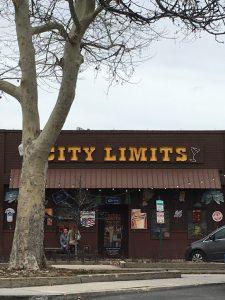 City Limits storefront