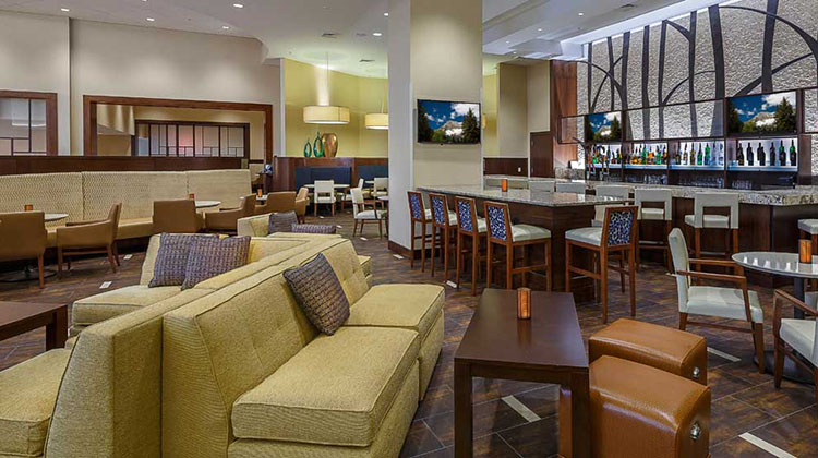 Slate Lounge (Marriott)