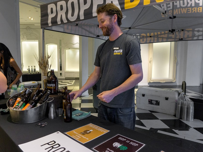 Tastemakers 2017 - Liam Connelly of Proper Brewing