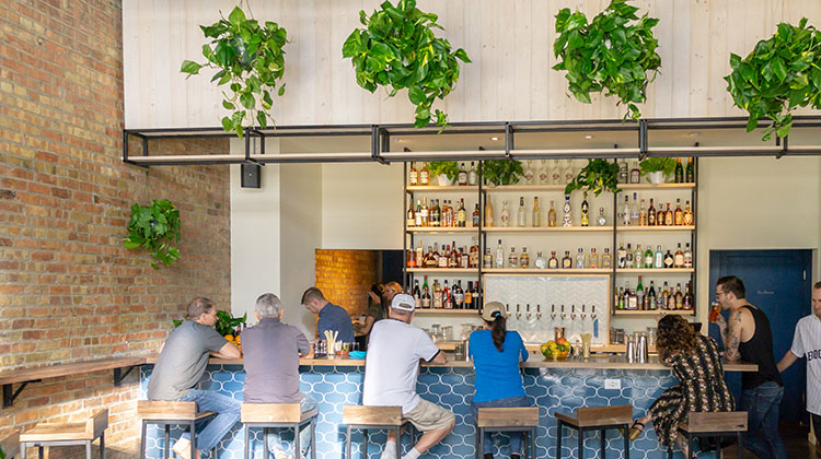 Alibi - one of Salt Lake's newest bars