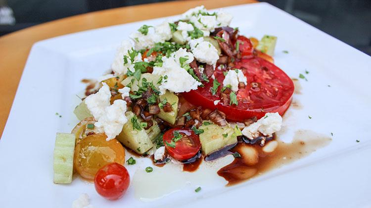 Avenues Proper - Greek salad (Avenues Proper)