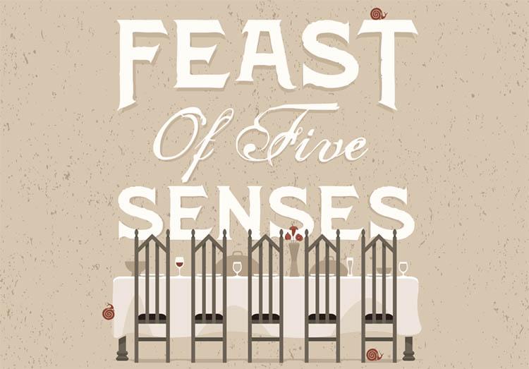 Feast Of The Five Senses 2018