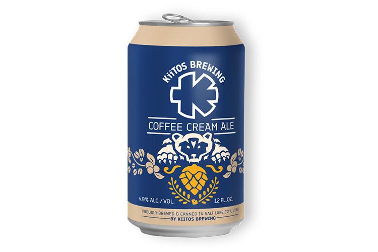 Kiitos Brewing - coffee cream ale (Kiitos)