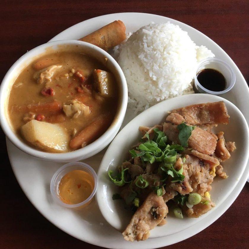 Sawadee Thai - lunch special (happyrootdan)