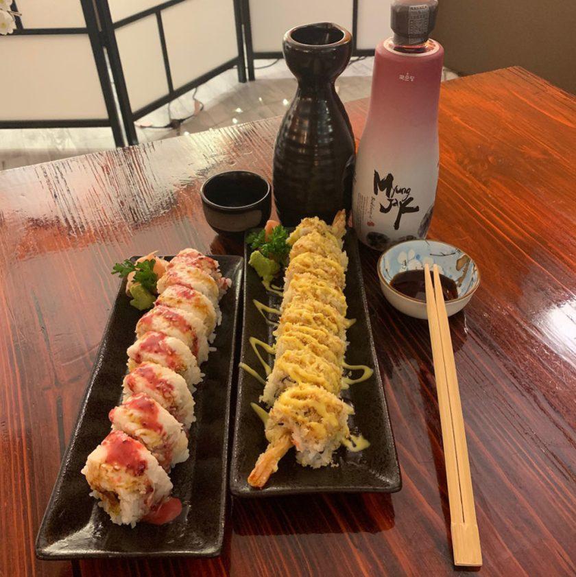 HWA Korean And Japanese - sushi (HWA)