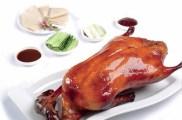 Patos lacado estilo Pekín