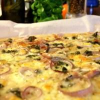 Pizza blanca, pizza bianca