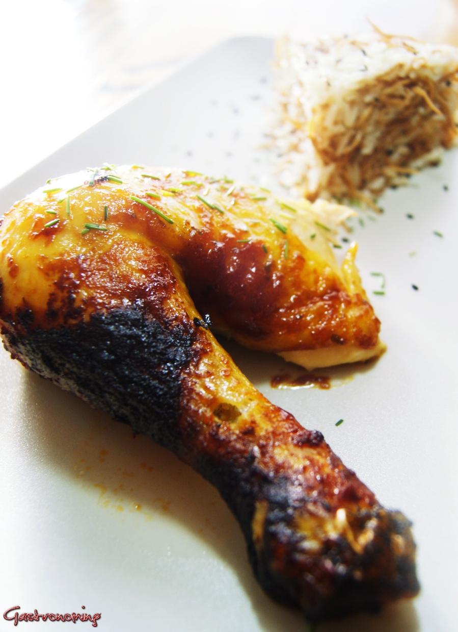 Pollo Sriracha