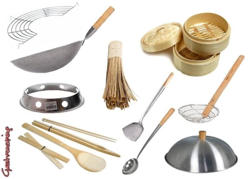 El wok Radiografía básica