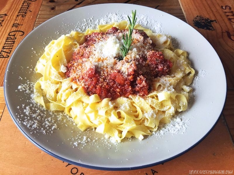 Salsa de tomate itliana