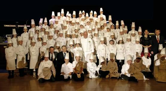 Europa Miniköche, richtige Ernährung, Jürgen Mädger, Kochen