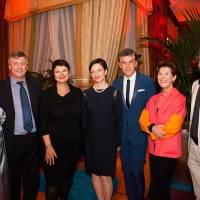InterContinental: Eine Party zum 50er