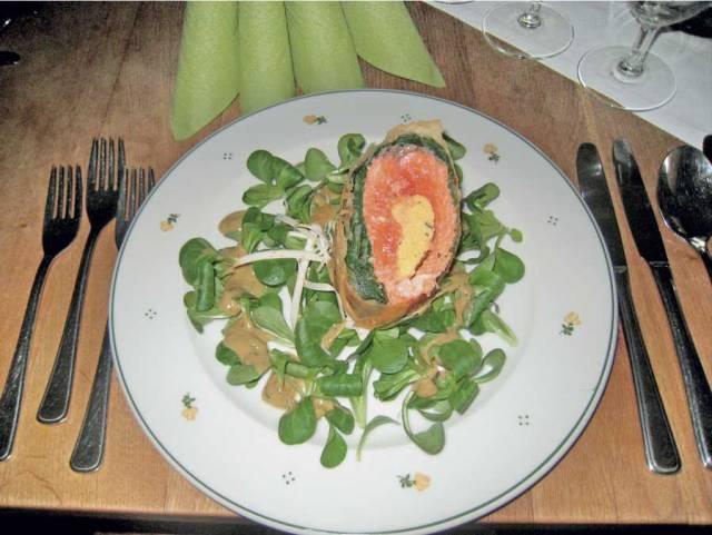 Lachsforelle Rezept Steiermark Steirisches Sushi