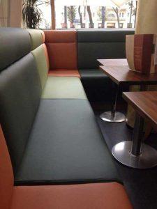 individuelle und flexible Objekteinrichtung. Die Breakfast-Lunch-Dinner-Bar Chilai, Wien