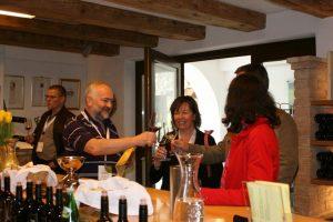 Weinfrühling Gols Burgenland