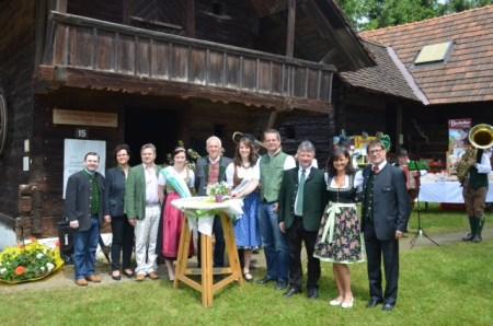 Oststeiermark Tourismus Gartenfest