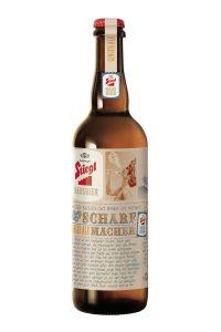 Ingwer-Bier mit Limone Stiegl Scharfmacher