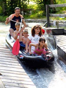 Sommerspaß in der Steiermark Wasserspielpark Eisenwurzen