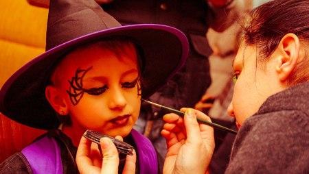 Halloween im Prater für Kinder Kolarik
