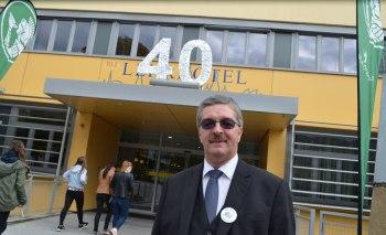 Tourismusschulen Krems feiern Jubiläum Paschinger Hermann