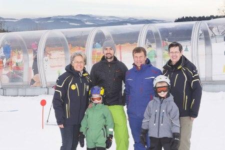 Niederösterreich startet Wintersaison