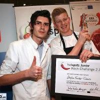 Linz: Kulinarik vom Feinsten bei der Junior Koch-Challenge