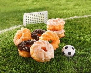 Fußball EM Snack Ideen von Edna 224 Minispritzring Mischkarton