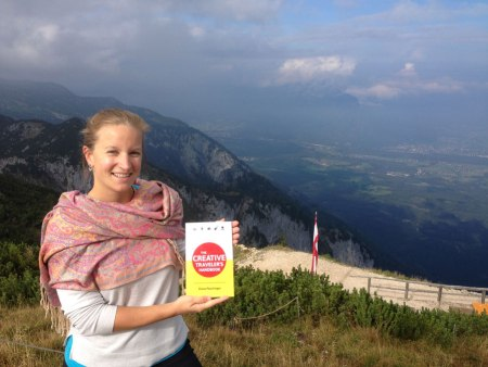 Kreativreisen mit Elena Paschinger Buch