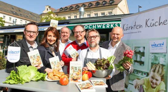 Kärnten Kulinarik Guide 2016