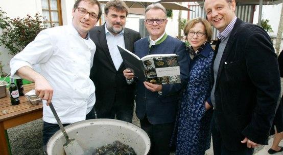 Stiegls Kochbuch Mein Pannonien