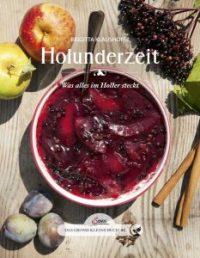 Rezept für Topfennockerl mit Hollerröster