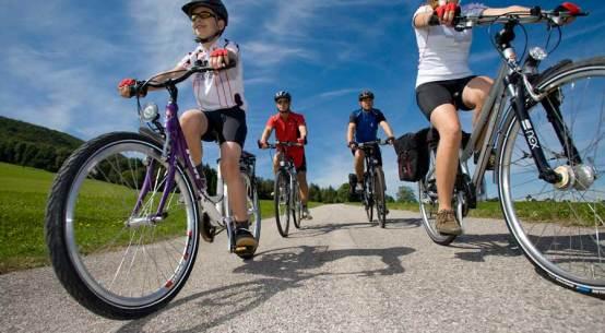 Radeln für Kinder in Niederösterreich