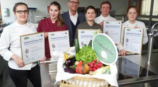 Lehrlingswettbewerb Niederösterreich Wirtshauskultur