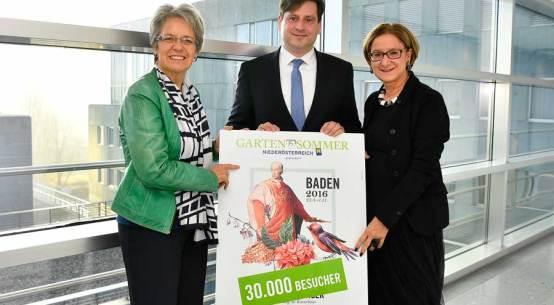 Erfolgsbilanz für Niederösterreichs Gartensommer
