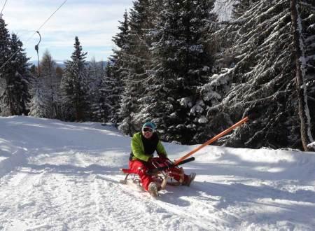 Bergaufrodeln in der Steiermark Zirbitzkogel