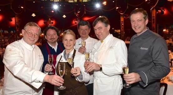 Dinner und Show Palazzo in Graz