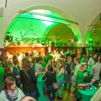 St. Patrick's Day Party: Irische Feierstimmung in der Stiegl-Brauwelt