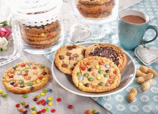 Burger Buns Cookies Muffins online kaufen bei EDNA