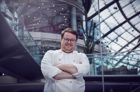 Britische Küche modern interpretiert Ikarus Salzburg