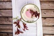 Rezept für roten Cremespinat Gartenküche